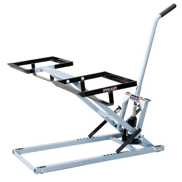 Tractor Hoist Bars : T pro lift lawnmower lb bar